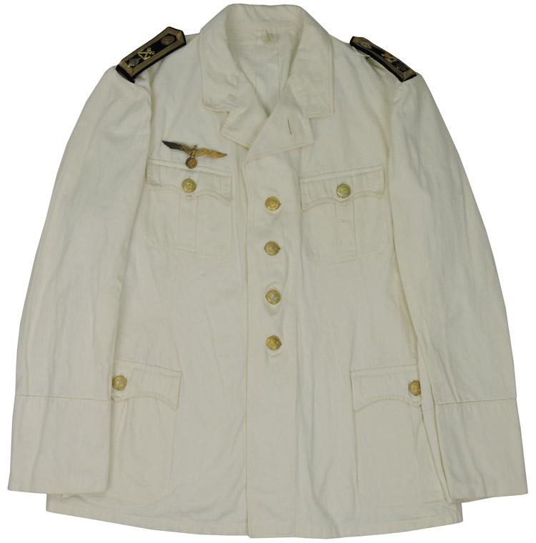 kriegsmarine khaki tunic info needed