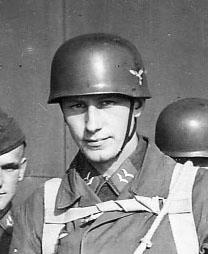 German WW2 Paratrooper M38 Helmet Spanner Tools - WarHats.com